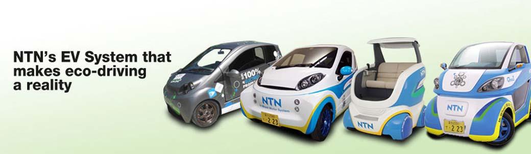 NTN EV System